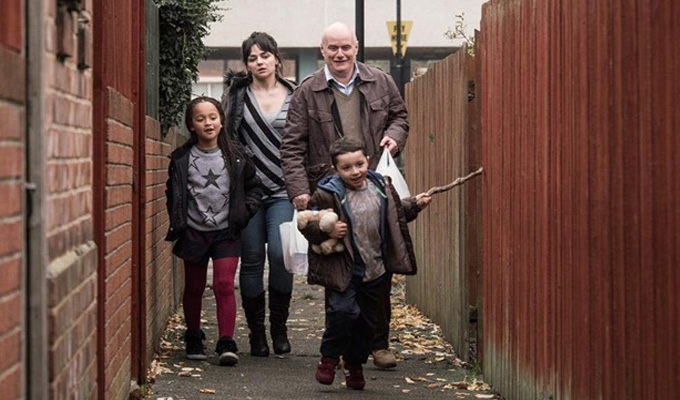 Dave Johns film wins the Palme D'Or | Ken Loach movie scoops top prize at Cannes