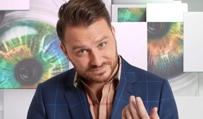 Dapper Laughs is at it again... | Making sex gags about Ann Widdecombe