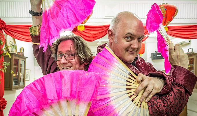 Now who's being culturally insensitive? | Dara O Briain calls out The Guardian