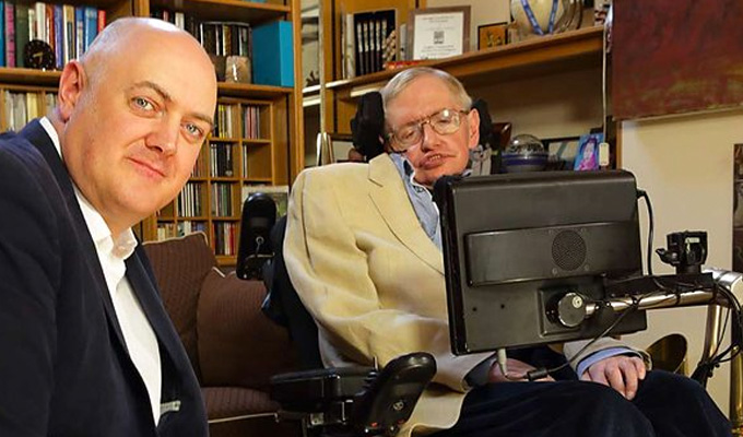 When Dara met Stephen Hawking | New film for BBC One