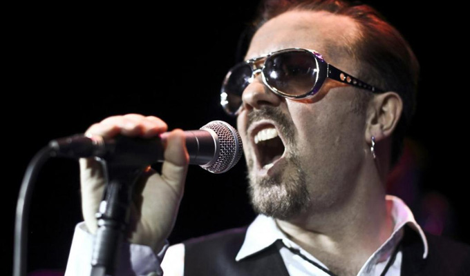 David Brent and Foregone Conclusion in Hammersmith | Gig review by Steve Bennett at the Eventim Apollo