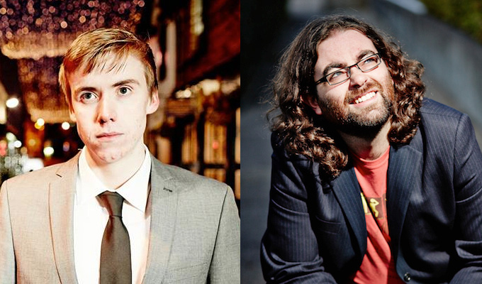 David and Keiron | Glasgow Comedy Festival review by Jay Richardson