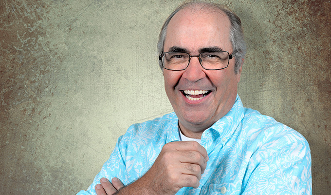 Danny Baker: From The Cradle To The Stage © Steve Ullathorne
