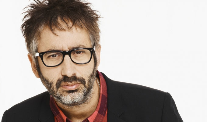 It's The Infidel: The Musical | Baddiel adapting film for stage... amid many other projects