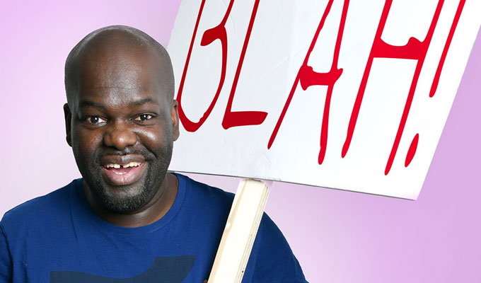 Daliso Chaponda announces UK tour | As his Radio 4 series is recommissioned