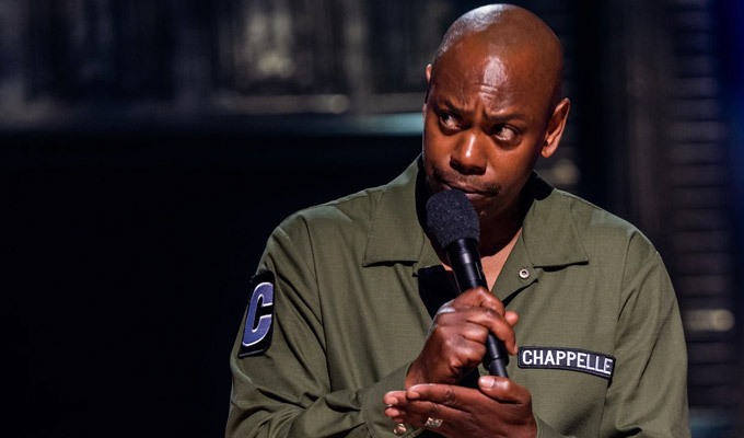 Dave Chappelle wins another Grammy | Hat trick for his Netflix specials