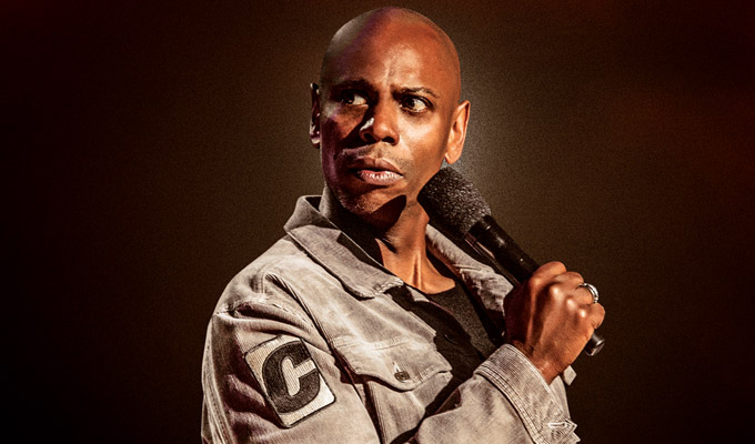 London dates for Dave Chappelle | Five-night residency at Leicester Square Theatre