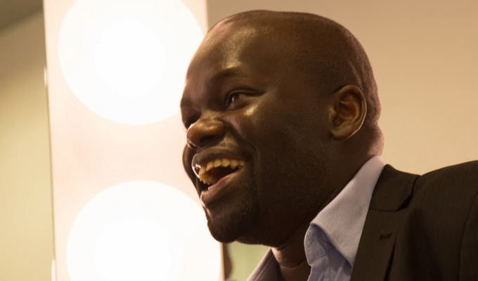 Radio 4 show for Daliso Chaponda | ...hot on the heels of his Britain's Got Talent success