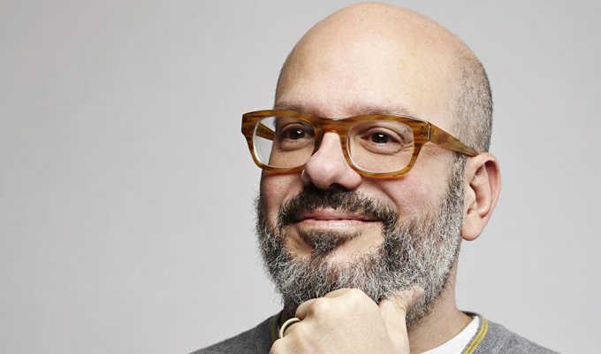 David Cross: Making America Great Again | Gig review by Steve Bennett at the O2 Forum, London