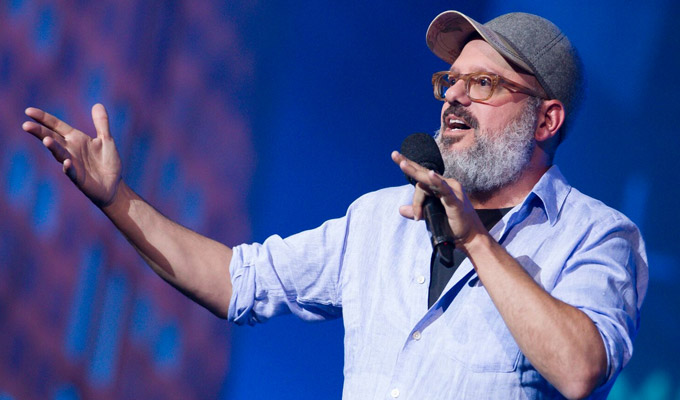 David Cross: Oh Come On | Gig review by Steve Bennett at the Leicester Square Theatre, London