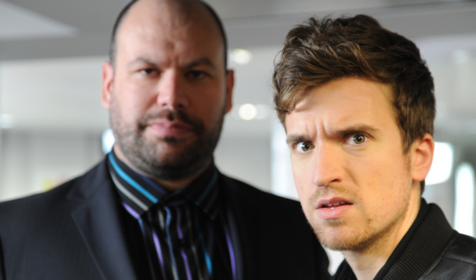 BBC's next comedy pilots revealed | Feeds for Liam Williams, Dane Baptiste, Greg James etc