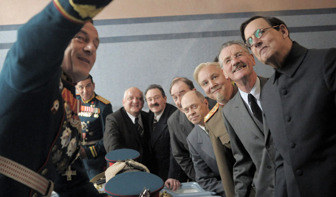 Armando Iannucci's Death Of Stalin gets UK distribution deal. | Satire to hit cinema screens