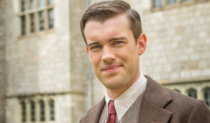 Here's Jack Whitehall in Decline And Fall | First image as shooting starts on Waugh adaptation