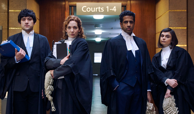 Katherine Parkinson to star in new legal comedy | Defending The Guilty based on real barrister's book