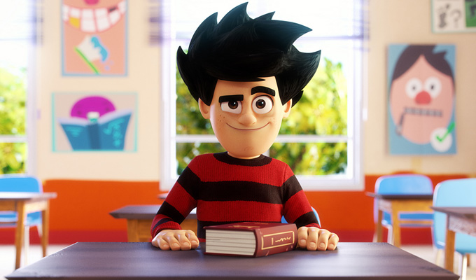 Second series for Dennis & Gnasher: Unleashed! | CBBC orders 52 new episodes