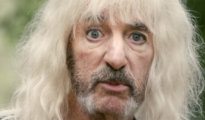 Hear Derek Smalls' first solo track | Video released ahead of Spinal Tap bassist's album