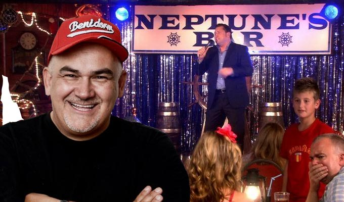 Benidorm creator to open karaoke bar... in Benidorm | Derren Litten quits comedy writing after the BBC passed on Scarborough