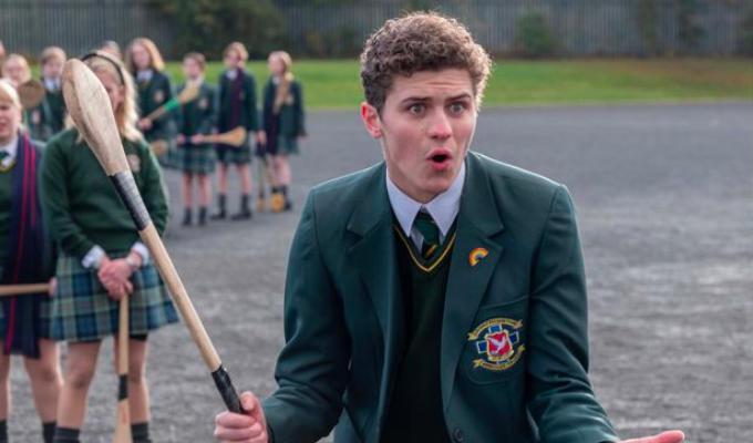 Dylan Llewellyn as James