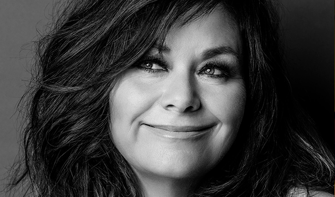 'She radiates beauty' | Official portrait for Dawn French's 60th birthday