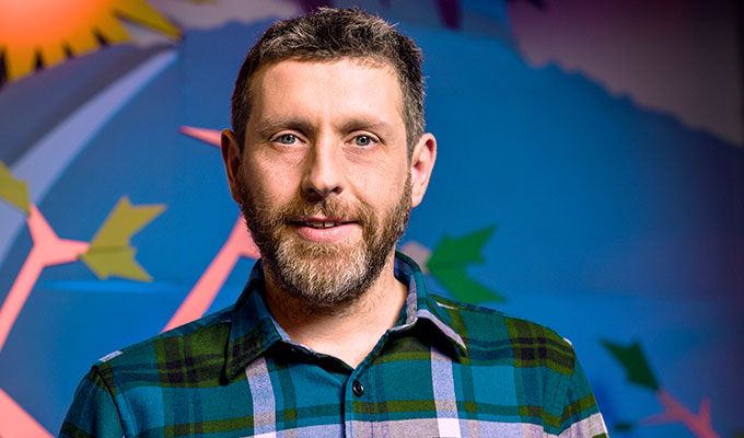 Exclusive: Dave Gorman is returning to Dave | With a new show, Terms And Conditions Apply