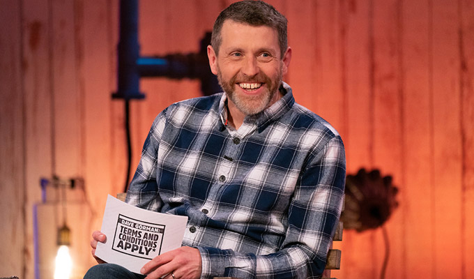 Dave Gorman: Terms And Conditions Apply | TV preview by Steve Bennett