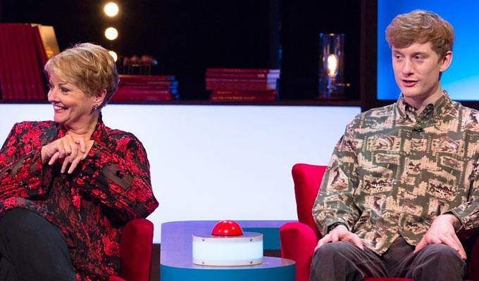 Anne Diamond called me a dickhead! | James Acaster reveals his celebrity feud