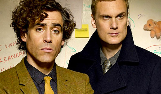 Dirk Gently returns to TV | Thanks to BBC America