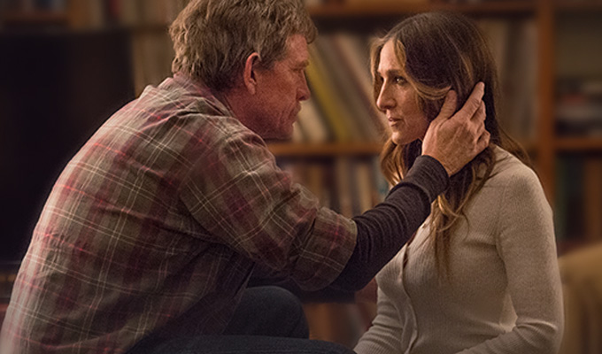 First look at Sarah Jessica Parker in Divorce | Written by Sharon Horgan