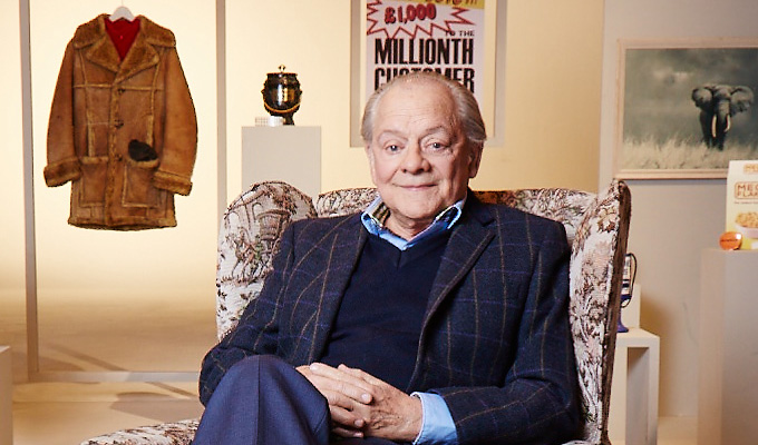 Cushti! Gold to tell the Only Fools story | ...as a second series charts Sir David Jason's career