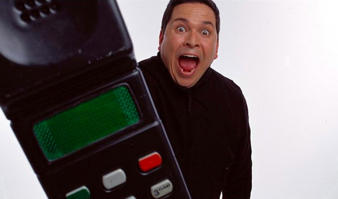 Trigger Happy to return | Dom Joly promises 'cinematic' stunts