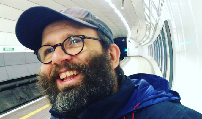Daniel Kitson announces major London stand-up run | ...and dates in Manchester
