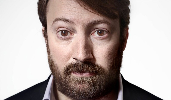 'The failings in our political system are potentially quite funny' | David Mitchell on hosting C4's election night coverage
