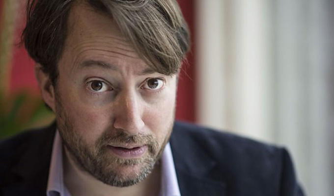 David Mitchell minds his manners for Radio 4 | New series on etiquette