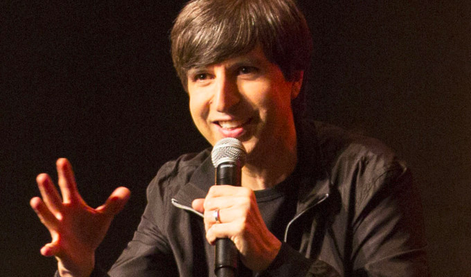 Demetri Martin cancels UK gigs – AGAIN | Rescheduled dates pulled with no explanation