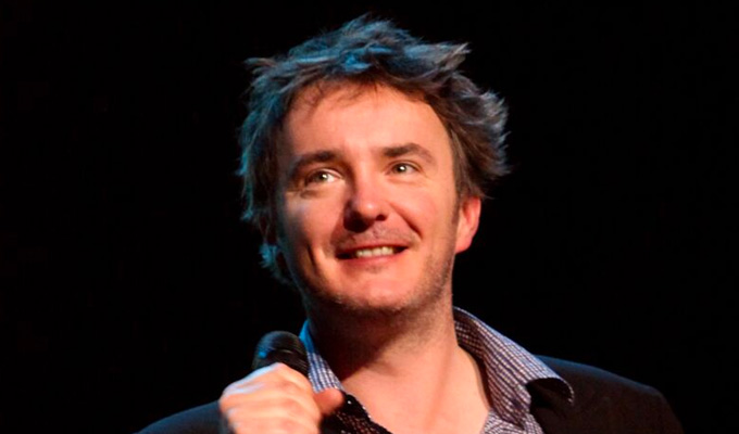 Dylan Moran: Grumbling Mustard | Gig review by Steve Bennett at Just For Laughs, Montreal