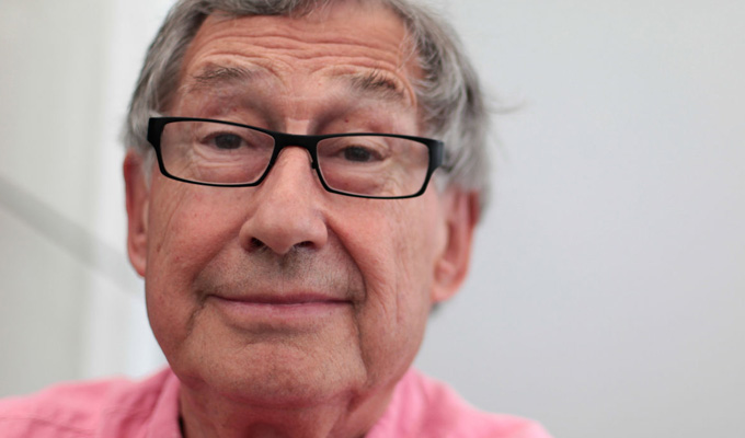 David Nobbs writing bursary ups its prize | £750 for promising comedy talent