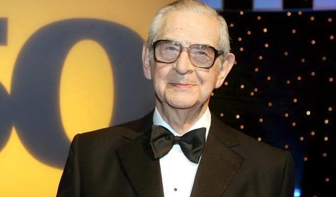 Denis Norden dies | Comedy writer and It'll Be Alright On The Night host was 96