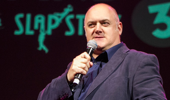 Was Dara O Briain a saint in a previous life? | WTF: Weekly Trivia File