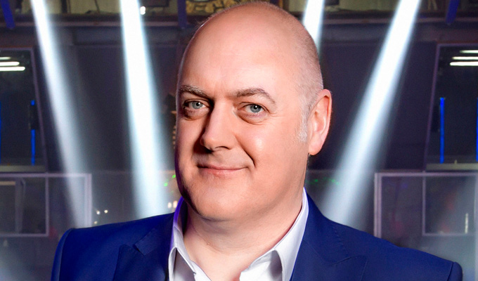 Dara O Briain to host smart new game show | A 21st Century Krypton Factor – with added science