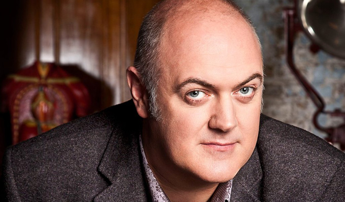 Dara O Briain headlines brain tumour charity gig | Benefit organised by Hal Cruttenden