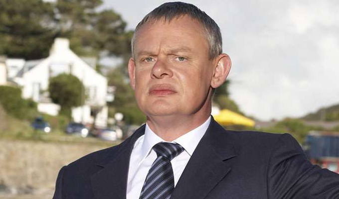 Revealed: The naughty names in Doc Martin | How writers sneak in cheeky gags