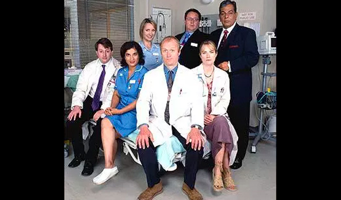 The forgotten Adrian Edmondson and David Mitchell sitcom | Fan tracks down Doctors & Nurses episodes