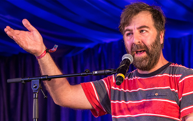 David O'Doherty at Latitude 2018 : Reviews 2018 : Chortle : The UK ...