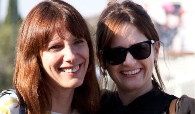 'We were too lazy to learn the lines' | Emily Mortimer and Dolly Wells on playing 'themselves' in Doll & Em