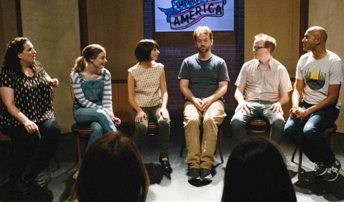 The dark side of improv | Mike Birbiglia explores comedy troupes in his new movie