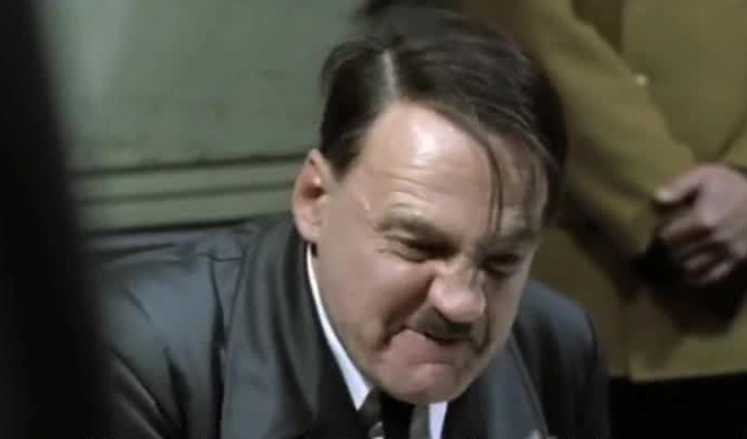 If Hitler played the Free Fringe... | WTF: Weekly Trivia File