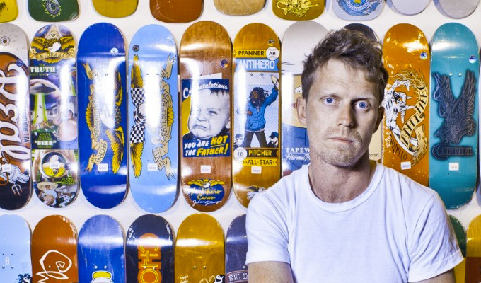David Quirk: Thrasher | Melbourne International Comedy Festival review by Steve Bennett