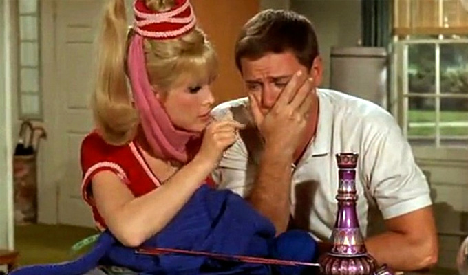 A $100,000 bottle – no genie included | I Dream Of Jeannie prop goes under the hammer