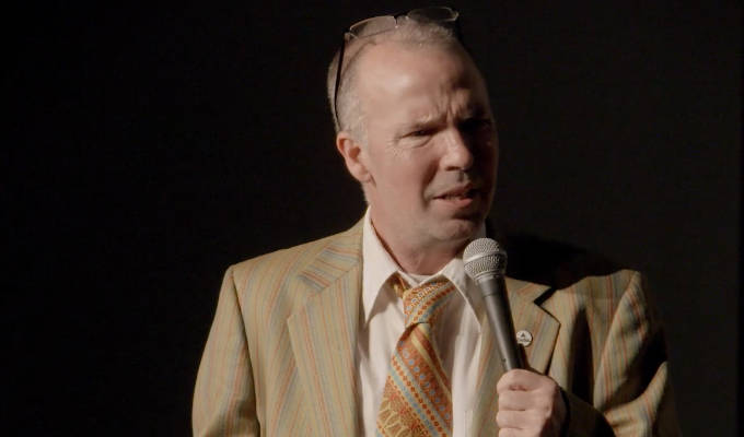 Doug Stanhope: The Dying Of A Last Breed | Review by Steve Bennett
