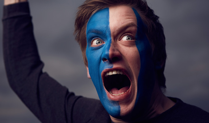 Debunking Scottish stereotypes | Daniel Sloss signs up for ad campaign
